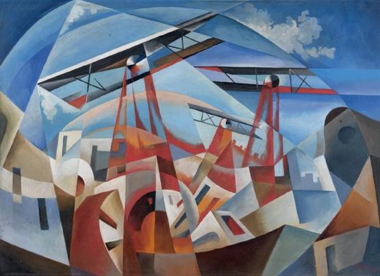 tullio-crali-bombardamento-aereo-1932-copia