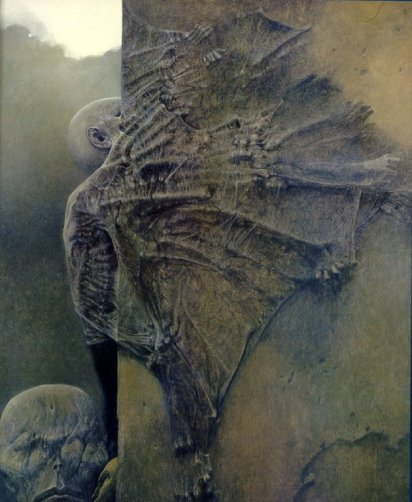 i quali dopo tutti questi millenni sostengono ancora le strutture che stavano costruendo, perfino dopo la morte