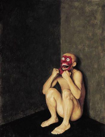Il Moloch nel quale sediamo solitari, Il Moloch solitudine, sporco e bruttezza