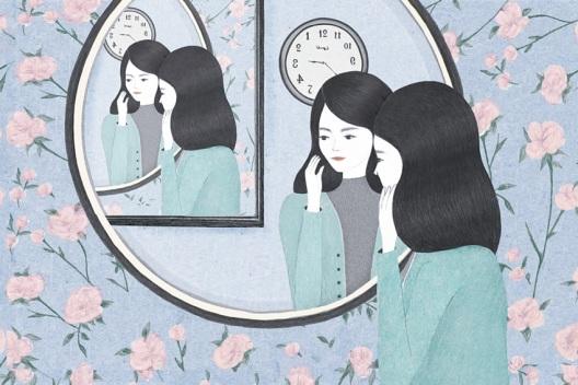 la malinconia di non saper vedere la bellezza di cui tutti parlano