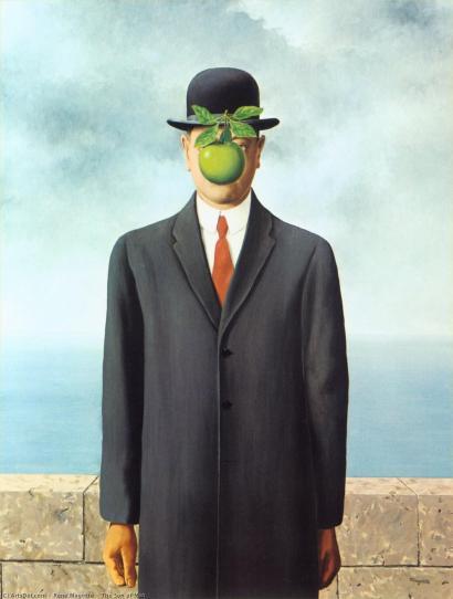 1 Magritte e il pittore di tutti quelli che si imbarazzano di fronte alle proprie idee, tanto che non hanno mai avuto il coraggio di riferirle a qualcuno. Nemmeno a loro stessi