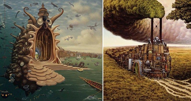 anche qui la tecnologia e la natura diventano un tutt'uno, due forze che non si contrastano fra loro, ma che anzi emanano forte e chiara l'armonia fra di loro.