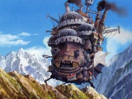 Il Castello Errante di Hawl di Miyazaki 2