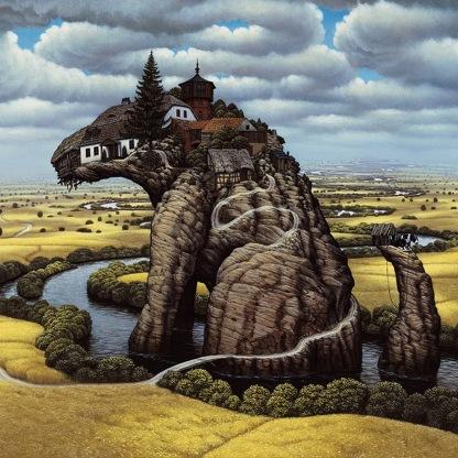 per poi cambiare ancora ed essere colonizzata dai colossi di Shadow of the Colossus. 1