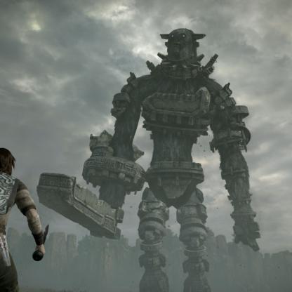 per poi cambiare ancora ed essere colonizzata dai colossi di Shadow of the Colossus. 2