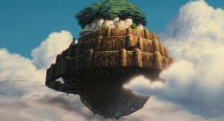 Questo artista è l'architetto di un'enorme realtà patafisica che spazia fra personaggi e paesaggi in stile studio Ghibli 2