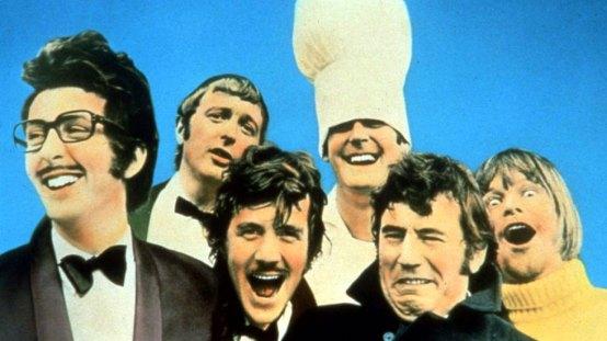 1 colui che ha dato vita alle risate dei Monty Python