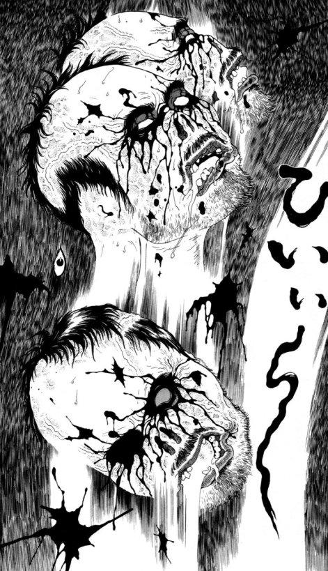 15.1 nasconde in bella vista elementi portanti del folclore giapponese come le daruma doll, le statuine votive portafortuna che vengono sconsacrate dal sangue e che assumono d'un tra