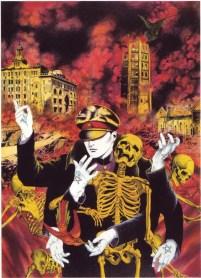 18 suehiro maruo dunque ci comunica il massacro attraverso il concetto di memoria storica e il protagonista delle sue opere