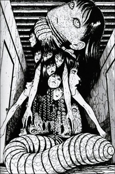 31.1 creature, bocche e brividi e riempiendo di oscurità ogni angolo delle illustrazioni per non dare spazio all'umanità