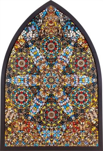 14.2 e queste ali possono a loro volta trasformarsi in rosoni di cattedrali gotiche