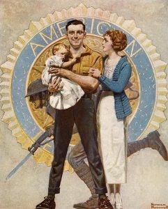 3.1 America, una nazione giovane, che ha fatto del Sogno la sua missione - Un Sogno Americano che è una favola dorata,