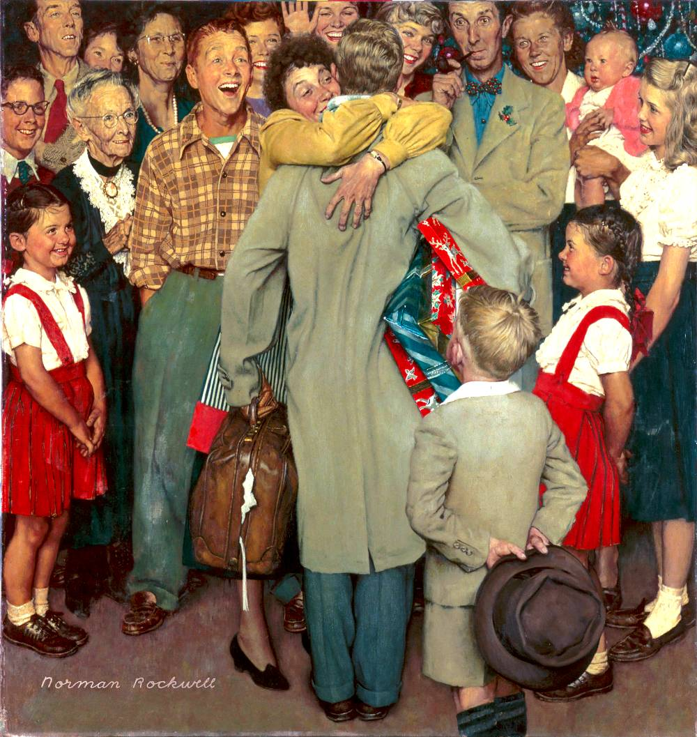 42.1 Diventa il coraggio di sorridere ancora, nonostante tutto, e dare nuovo significato al proprio sogno americano.