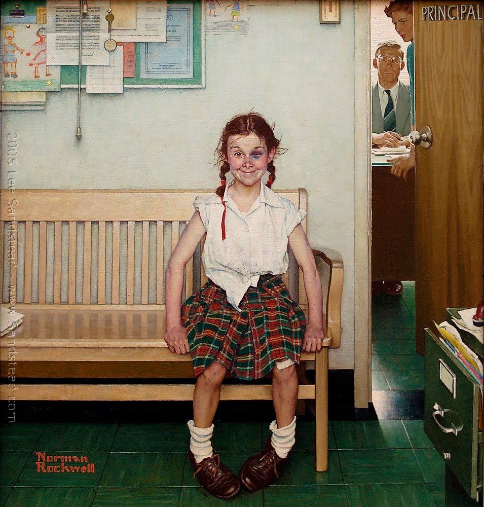 8 Rockwell incornicia la realtà vintage nella quale vive e la rende un brand, con espressioni esasperate e teatrali