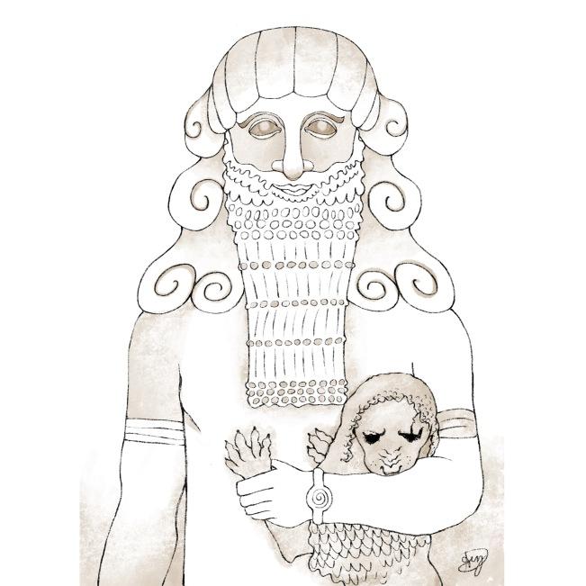 11 Gilgamesh