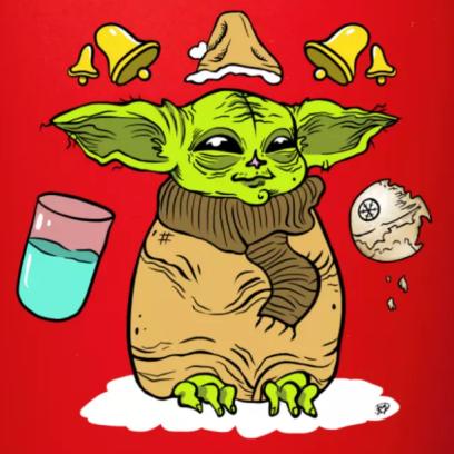 Chubby Yoda
